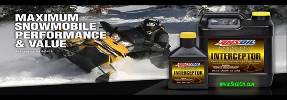 Amsoil Interceptor 2 Stroke Oil